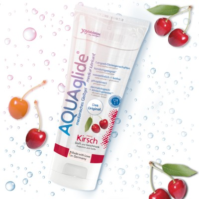 AQUAGLIDE CEREJA 100 ML