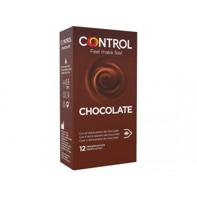 CONTROL CHOCOLATATE 12 UNI.