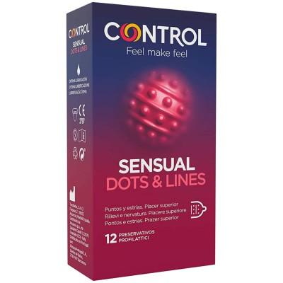 CONTROL SENSUAL DOTS & LINES