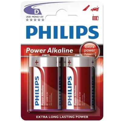 PHILIPS POWER ALKALINE PILA...
