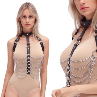 GALATEA TOP FEMENINO DE BDSM