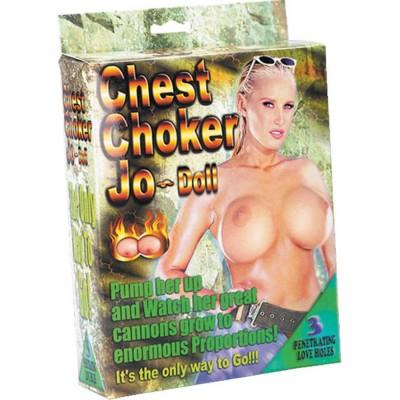 CHET CHOKER JO DOLL
