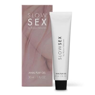 SLOW SEX - ANAL PLAY GEL
