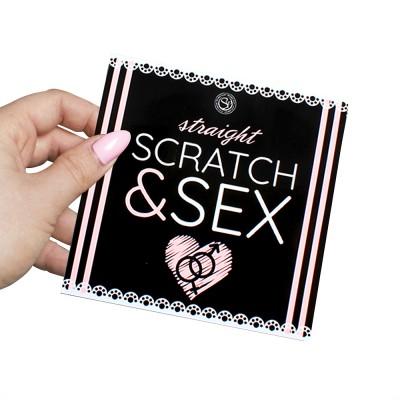 STRAIGHT CCRATCH & SEX