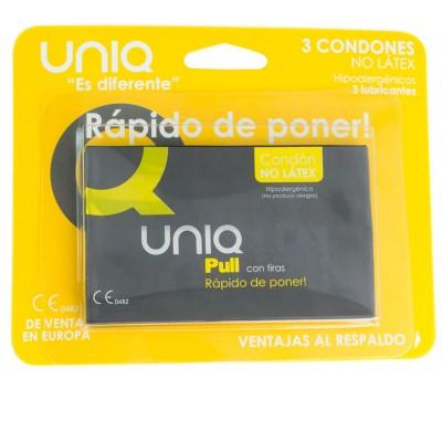 UNIQ PULL FREE LATEX 3 UNI
