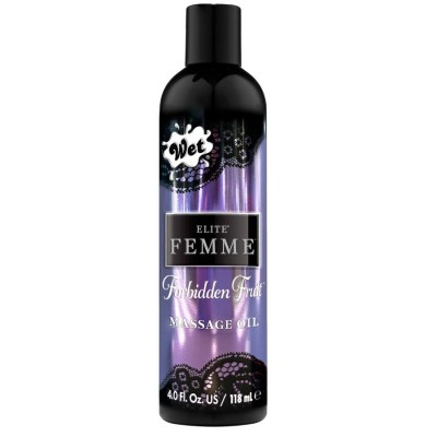 FORBIDDEN FRUIT MASSAGE OIL