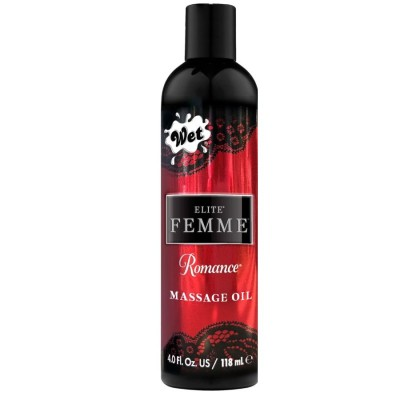 ROMANCE MASSAGE OIL